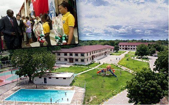 """Kimse Yok Mu"""" deschide un complex educaţional în Kenya"""