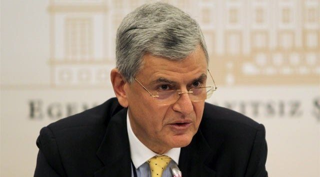 volkan bozkır ministrul UE