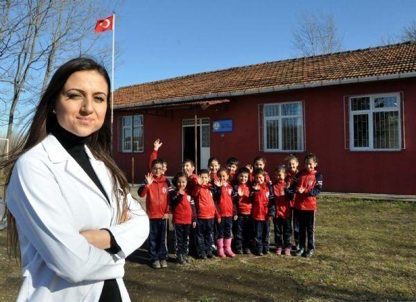 Profesoara din Turcia: printre cei mai buni 50 de profesori din lume