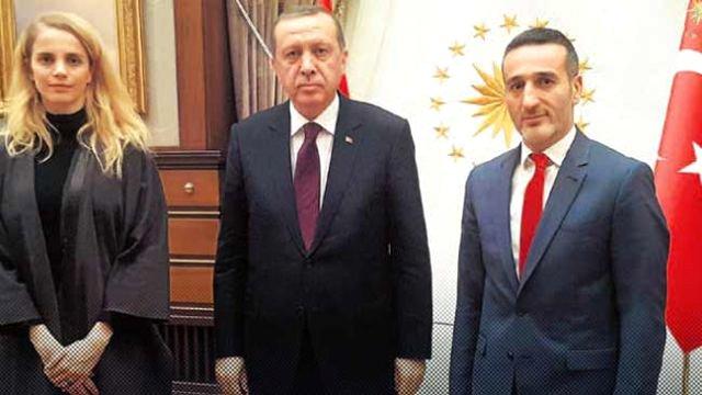 tugce kazaz erdogan