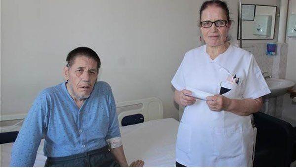barbat a stat 47 ani in spital