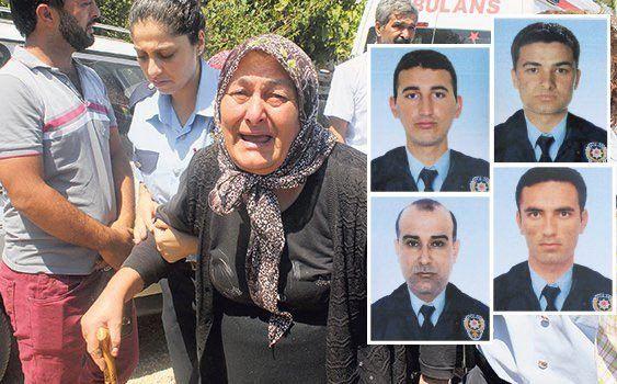 politisti martiri dargecit
