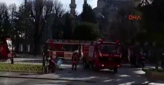 explozie sultanahmet