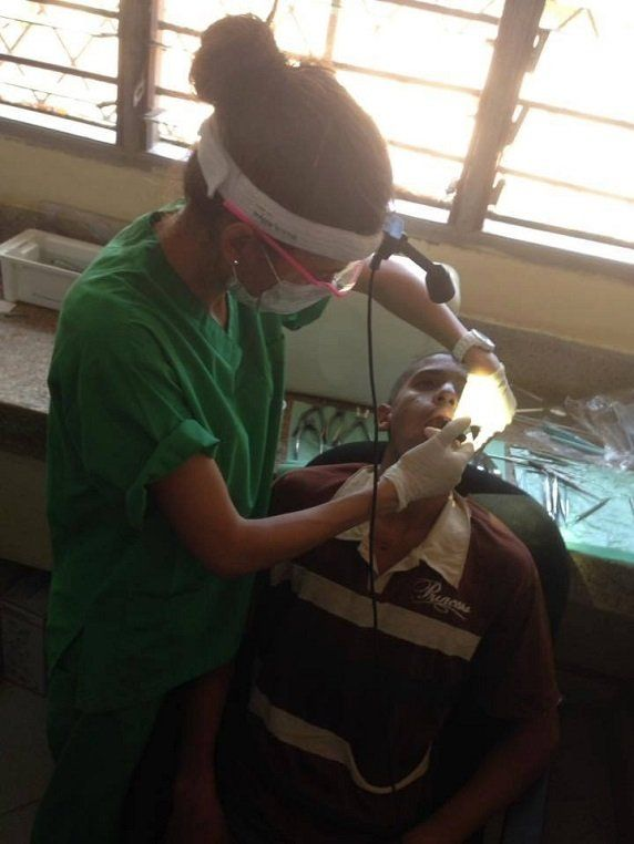 time to help kenya optica