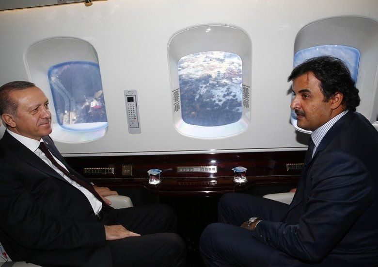 qatar-emir erdogan