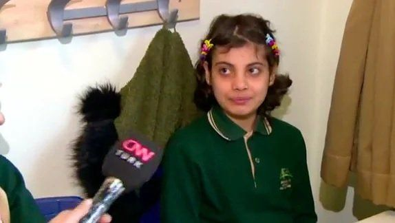 O eleva de 13 ani de la scoala religioasa din Ankara vrea sa devină preşedinte şi să aducă pedeapsa cu moartea