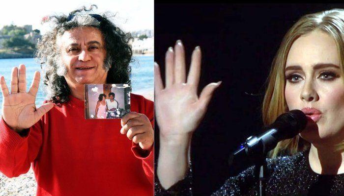 Cântăreț turc: Sunt tatăl lui Adele!