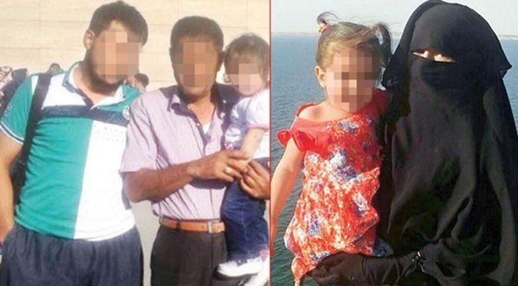 Nora și nepoata salvate din iadul ISIS, fiul incă dispărut